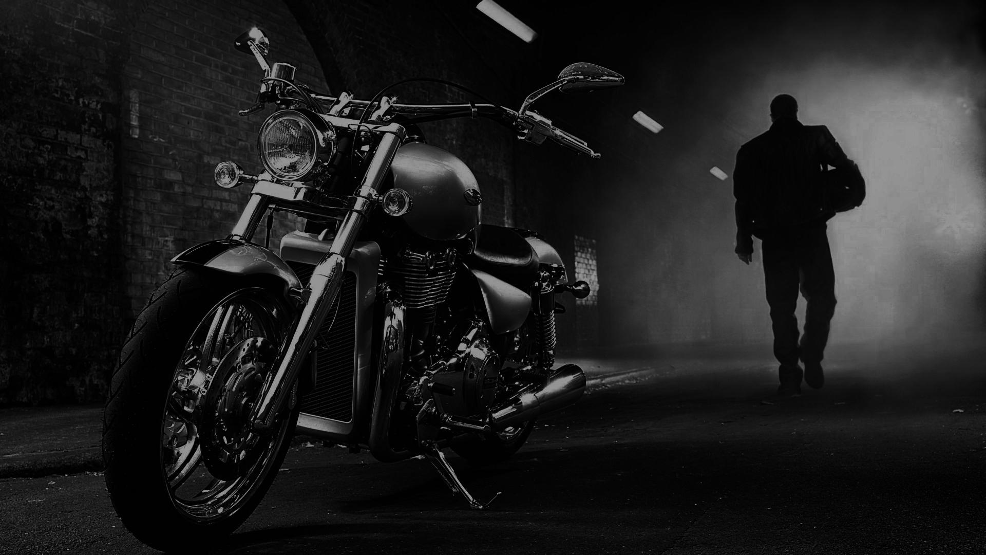 black-biker